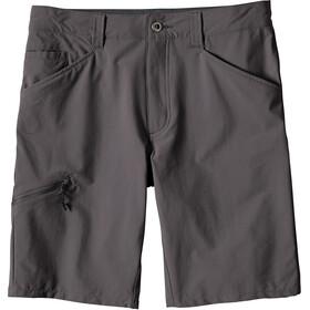 "Patagonia Quandary - Pantalones cortos Hombre - 10"" gris"